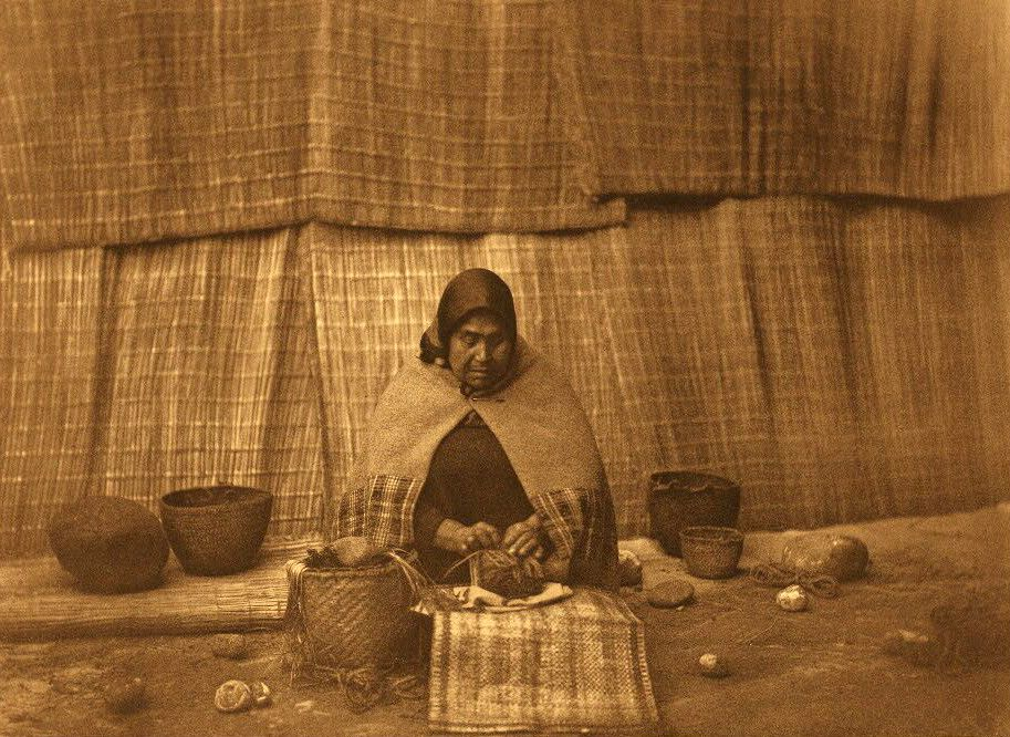 American Indians : Basket Maker.