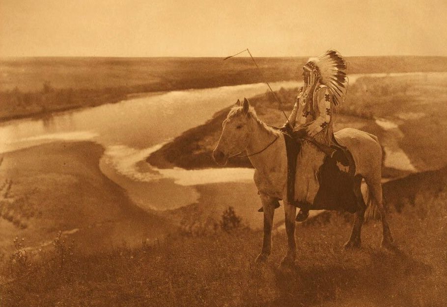 American Indians : Blackfoot Country.