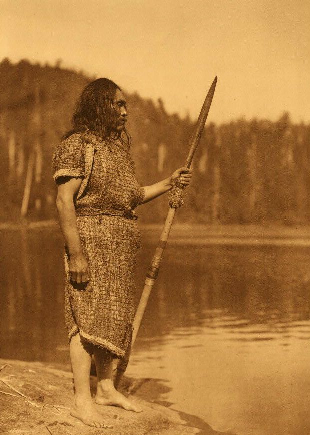 American Indians : Clayoquot Whaler.