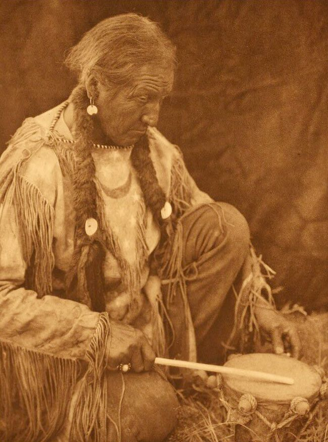 American Indian Photographs 9 Of 10