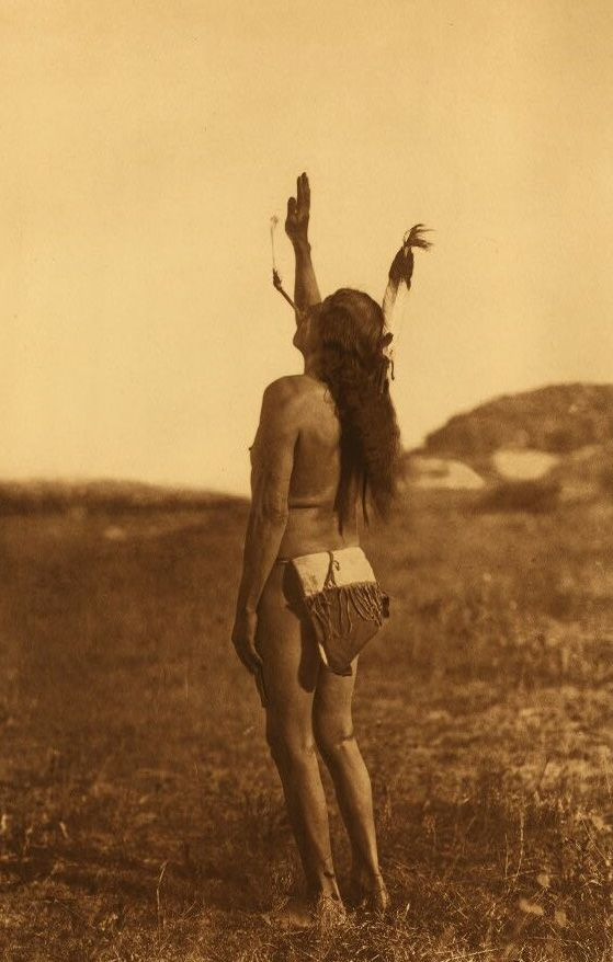 American Indians : Sun Dancer.
