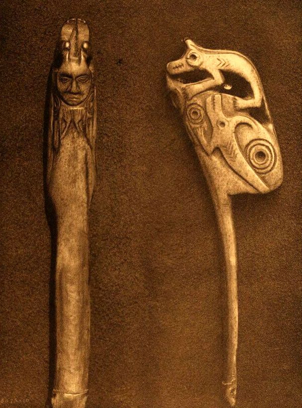 Bone Carving Cascade