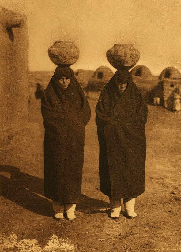 Zuni Water Carriers.