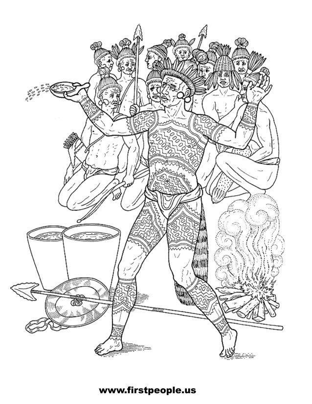 Pin Sacagawea Colouring Pages On Pinterest Sacagawea Coloring Page