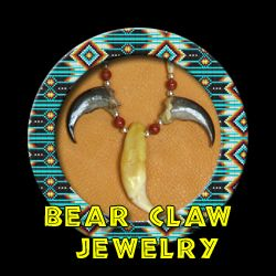 Bear Claw Jewelry.