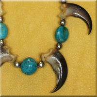10 Bear Claw Necklace.
