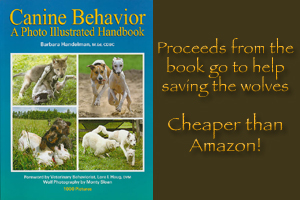 Canine Behavior : A Photo Illustrated Handbook.