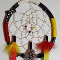 4 Direction Dream Catcher.