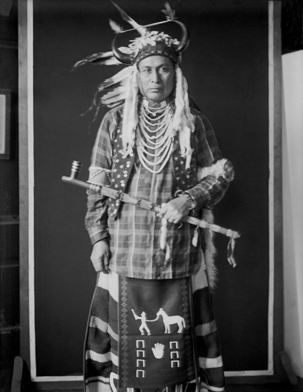 Ah-lak-at - Nez Perce 1907.
