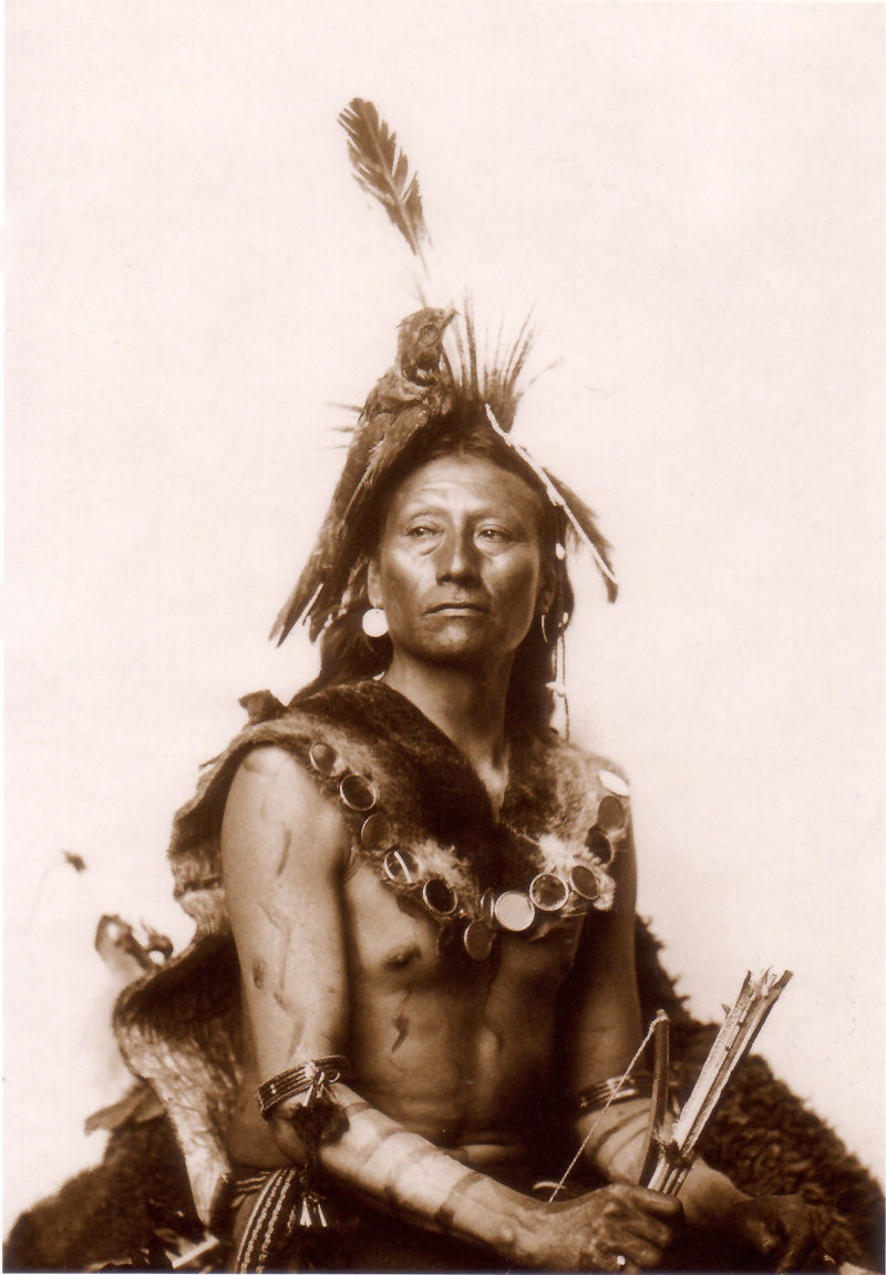 An old photograph of Clear - Omaha Southern Sioux.