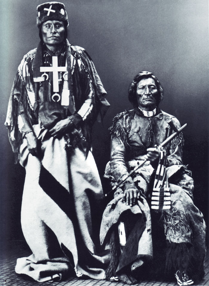 Dull Knife And Little Wolf Cheyenne
