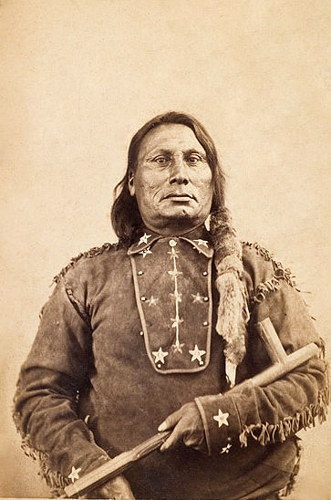An old photograph of Gall - Hunkpapa [A].