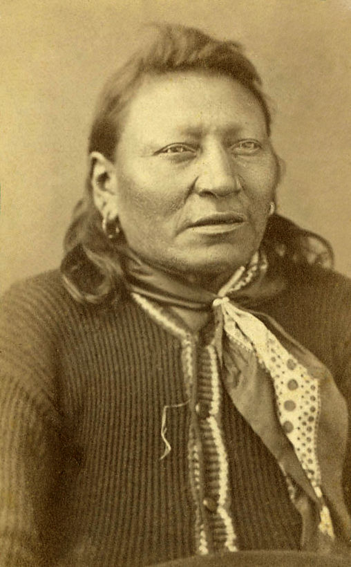 An old photograph of Red Dog - Oglala [B].
