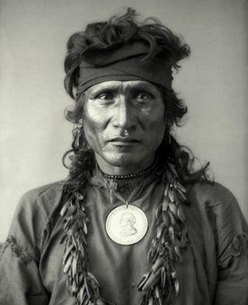 Red Fish - Dakota Sioux