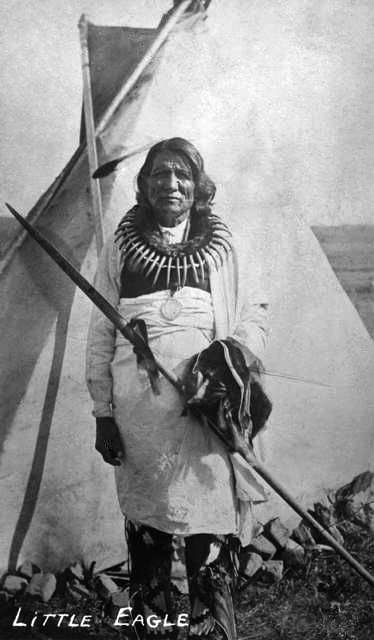 An old photograph of Standing Bear - Ponca [C].