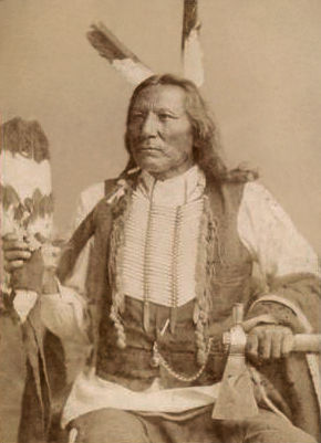 Chief White Eagle White Eagle Ponca A