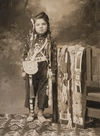 A Young Nez Perce Boy.