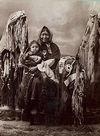 A Nez Perce Mother and Child.
