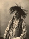A Flathead Indian known as Antoine Moise.
