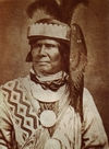 Billy Bowlegs aka O-lac-to-mi-co, Seminole.