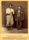 Burgess and Bogus Charley, Modoc Indians.