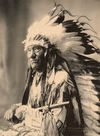 Chief Little Wound, Oglala Sioux.