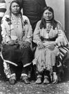 Chief Ouray and Chipeta, Ute Indians #2.