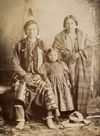 Three Crow Indians.