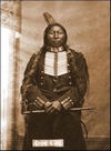 Crow King, Hunkpapa Chief.