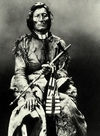 Dull Knife, a Northern Cheyenne Indian.