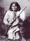 Geronimo, Apache Chief.