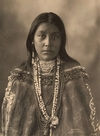 Apache Indian, Hattie Tom Chiricahua.