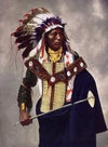 High Hawk, Oglala Indian.