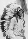Iron Tail, Oglala 1916.