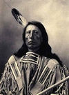 Jack Red Cloud, Oglala 1899.