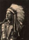 John Hollow Horn Bear, Sioux Nation.