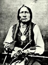 Little Big Man, an Oglala Indian.