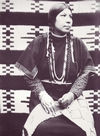 Mrs Moses Johnson of the Umatilla Nation.