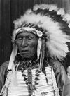 Nicholas Black Elk of the Oglala Nation.