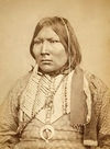 Nokoney of the Comanche Nation.