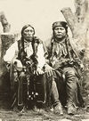 Two Comanche Brothers.