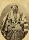 Red Cloud's Daughter, Oglala.