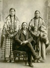 Robert Sandhill and Family, Southern Cheyenne.