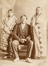 Two Southern Cheyenne Indians.