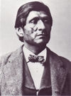 Scarfaced Charley, a Modoc Indian.