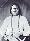 Sitting Bull, Hunkpapa Chief.