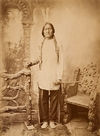 Chief Sitting Bull, Hunkpapa.