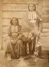 Two Southern Cheyenne Men.