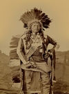 Tushaquino of the Ute Nation.