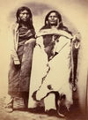 Two Pah-Ute Indians.